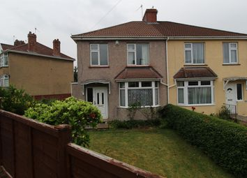Thumbnail 3 bed semi-detached house for sale in Westleigh Park, Hengrove, Bristol