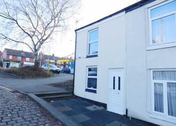 Thumbnail 2 bed end terrace house for sale in Essex Avenue, Cheadle Heath, Stockport