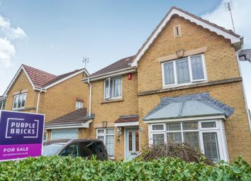 Thumbnail 4 bed detached house for sale in Glyn Y Gog, Rhoose