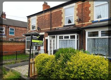 Thumbnail 2 bedroom terraced house to rent in Renfrew Street, Perth Street, Hull