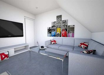 Thumbnail 2 bedroom flat to rent in Queen Anne Terrace, Plymouth