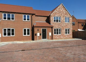 Thumbnail 2 bed flat to rent in Houghton Court, West Road, Billingborough, Sleaford, Lincolnshire