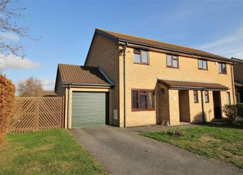 Thumbnail 3 bed semi-detached house for sale in Yarrow Close, Highcliffe, Christchurch
