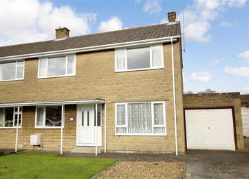 Thumbnail 3 bedroom semi-detached house for sale in Severn Avenue, Greenmeadow, Swindon