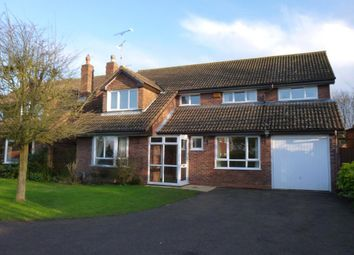 Thumbnail 5 bed property for sale in St. Michaels Way, Steeple Claydon, Buckingham