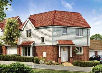 "Thumbnail 3 bed detached house for sale in ""Banbury"" at Langmore Lane, Lindfield, Haywards Heath"