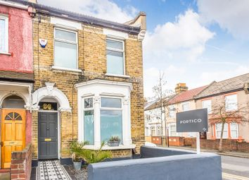 Thumbnail 3 bedroom terraced house for sale in Cheneys Road, London
