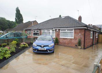 Thumbnail 2 bedroom semi-detached bungalow to rent in Heathwood Grove, Paddington, Warrington