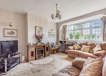 3 bed semi-detached house for sale in Wycherley Crescent, New Barnet, Barnet EN5