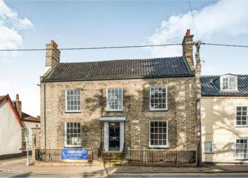 Thumbnail 3 bed town house for sale in Dereham Road, Watton, Thetford