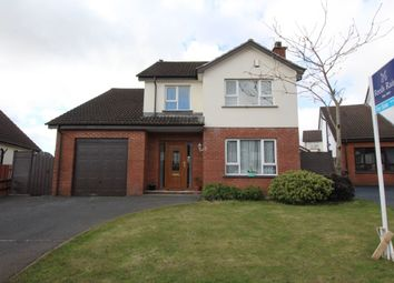 Thumbnail 4 bed detached house for sale in Tudor Road, Carrickfergus