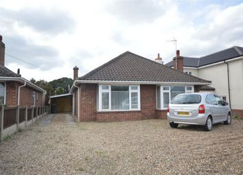 Thumbnail 3 bedroom detached bungalow for sale in Constitution Hill, Norwich, Norfolk
