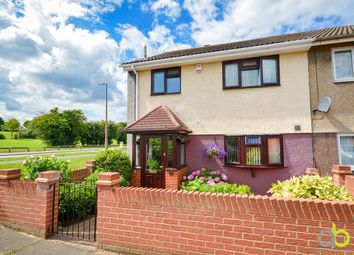 Thumbnail 3 bed end terrace house for sale in Bellmaine Avenue, Corringham, Stanford-Le-Hope
