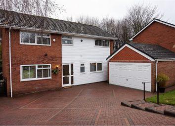 Thumbnail 4 bed detached house for sale in Stockham Lane, Runcorn