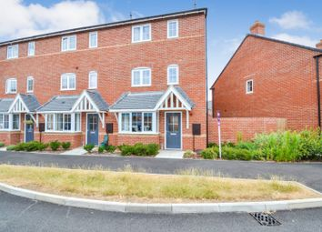 Thumbnail 4 bed terraced house for sale in Winter Gate Road, Gloucester