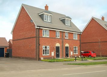 3 bed semi-detached house for sale in Brooke Way, Stowmarket IP14