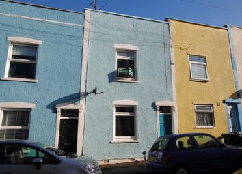 Thumbnail 2 bedroom terraced house for sale in Montgomery Street, Victoria Park, Bristol