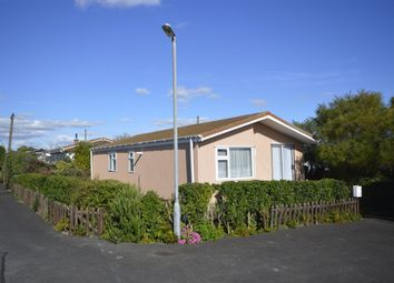 Thumbnail 3 bed bungalow for sale in Hoo Marina Park Vicarage Lane, Hoo, Rochester
