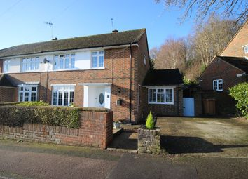Thumbnail 3 bed semi-detached house for sale in Arbutus Close, Redhill
