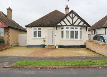 Thumbnail 3 bed detached bungalow for sale in Mowbray Avenue, Byfleet, Surrey