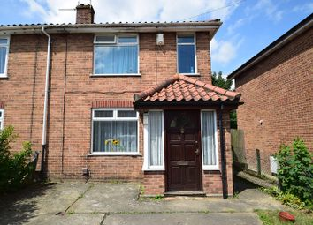 Thumbnail 3 bed end terrace house to rent in Motum Road, Norwich