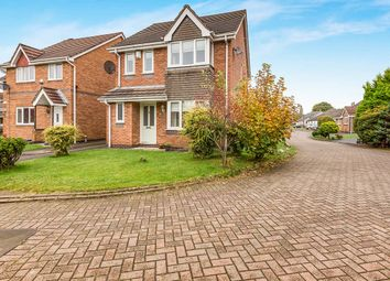 Thumbnail 4 bed detached house for sale in Squires Close, Hoghton, Preston