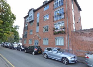 Thumbnail 2 bed flat for sale in South Street, Stafford