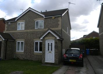 Thumbnail 2 bed semi-detached house to rent in Camilla Close, Victoria Dock, Hull, East Yorkshire