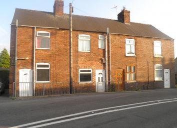 Thumbnail 2 bed terraced house to rent in Main Road, Leabrooks, Derbyshire