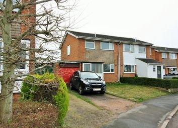 Thumbnail 3 bed property for sale in Wells Avenue, Honiton