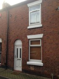 Thumbnail 2 bedroom terraced house to rent in Ford Street, Stoke