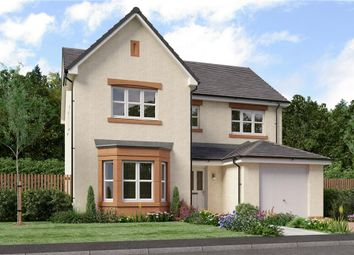 "Thumbnail 4 bed detached house for sale in ""Harris"" at Dirleton, North Berwick"