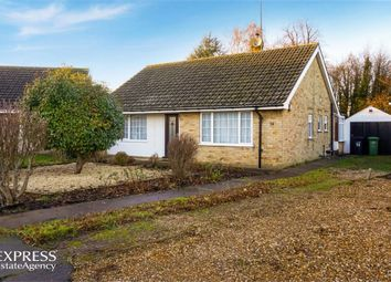 Thumbnail 2 bed detached bungalow for sale in Elmfield Drive, Elm, Wisbech, Norfolk