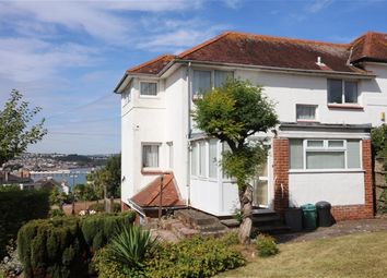 Thumbnail 3 bed terraced house for sale in Alta Vista Road, Roundham, Paignton