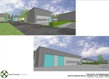 Thumbnail Land to let in Phase 2 Titan Drive (Land), Fengate, Peterborough