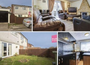 Thumbnail 3 bed semi-detached house for sale in Dyfed Drive, Caerphilly