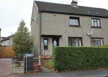 Thumbnail 2 bed semi-detached house for sale in St. Boswells Terrace, Dundee
