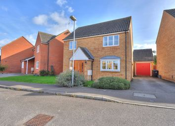Thumbnail 3 bed detached house to rent in Beresford Road, Ely, Cambridgeshire