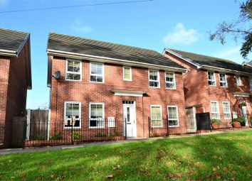 Thumbnail 4 bedroom detached house for sale in Hospital Road, Pendlebury, Swinton, Manchester