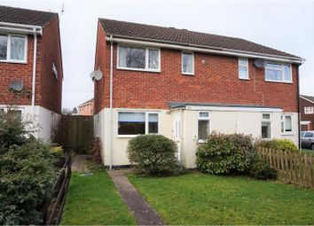 Thumbnail 3 bed semi-detached house for sale in Summit Close, Shrewsbury