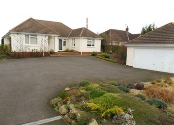 Thumbnail 4 bed detached bungalow for sale in Five Bells, Watchet