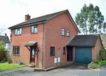 Thumbnail 4 bed detached house for sale in 7 Kingdon Mead, Creech St. Michael, Taunton, Somerset