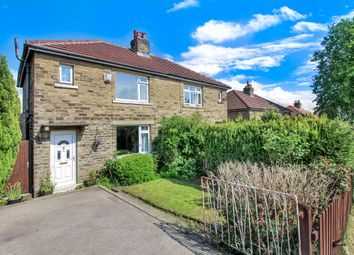 Thumbnail 3 bed semi-detached house for sale in Moorland Drive, Guiseley, Leeds