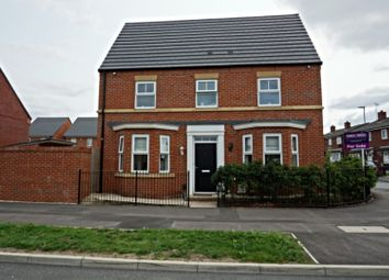 Thumbnail 3 bed detached house for sale in Easby Road, Liverpool
