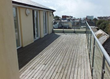 Thumbnail 3 bed flat to rent in The Cobourg, Tenby, Pembrokeshire