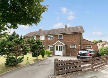 3 bed semi-detached house for sale in Furzefield, West Green, Crawley, West Sussex RH11