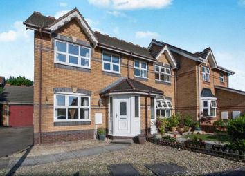 Thumbnail 3 bed semi-detached house for sale in Heron Gardens, Portishead, Bristol