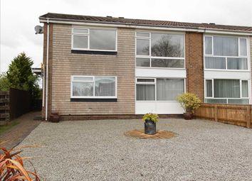 Thumbnail 2 bedroom flat for sale in Glenluce Drive, Southfield Green, Cramlington
