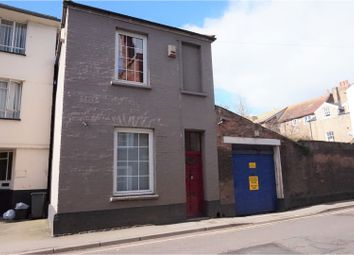 Thumbnail 2 bed detached house for sale in Canon Street, Taunton