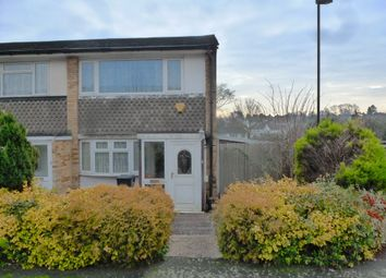 Thumbnail 2 bedroom end terrace house for sale in Bruce Drive, South Croydon